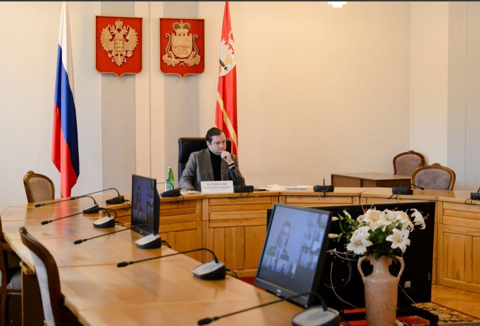 Итоги отопительного сезоны подвели в администрации Смоленской области