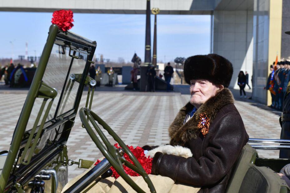 На Ямале сегодня живут семеро участников Великой Отечественной войны