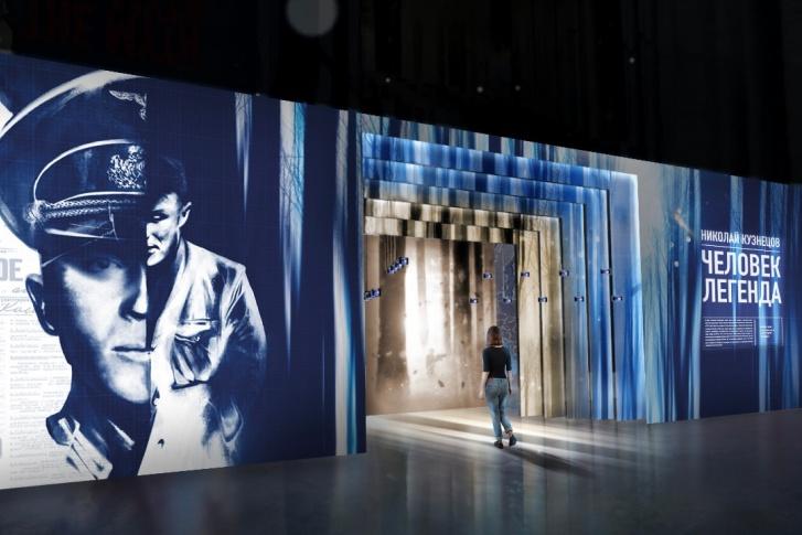 В Екатеринбурге откроется выставка «Николай Кузнецов. Человек-легенда»