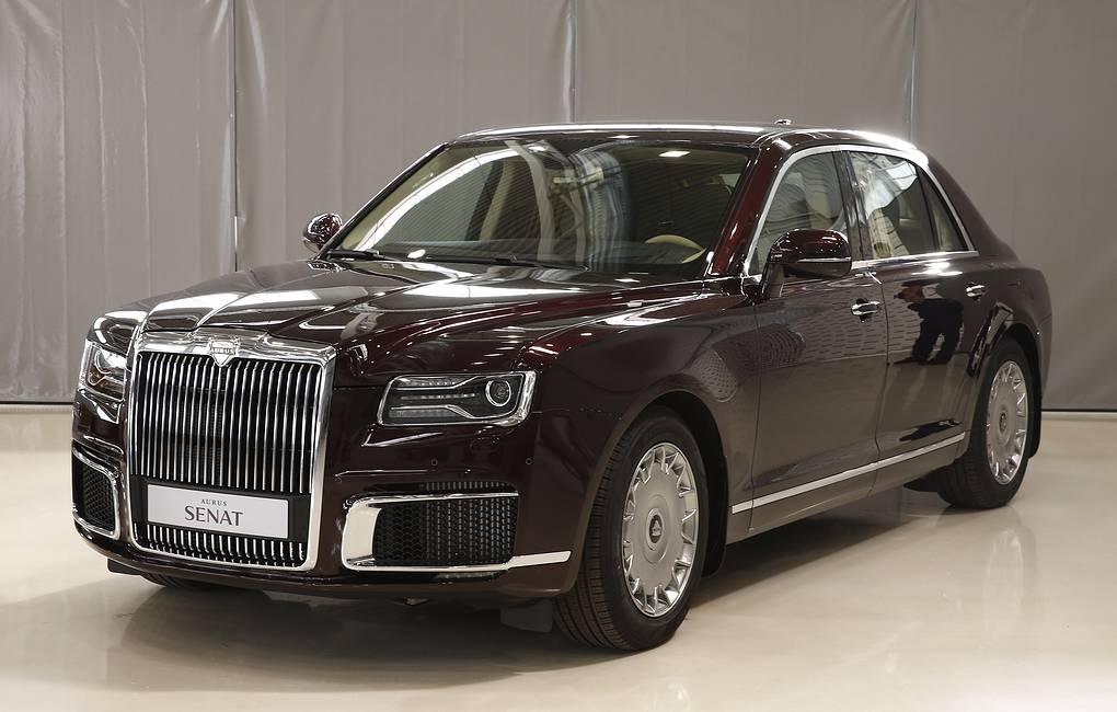 Татарстан дал старт массовому производству люкс-автомобилей Aurus