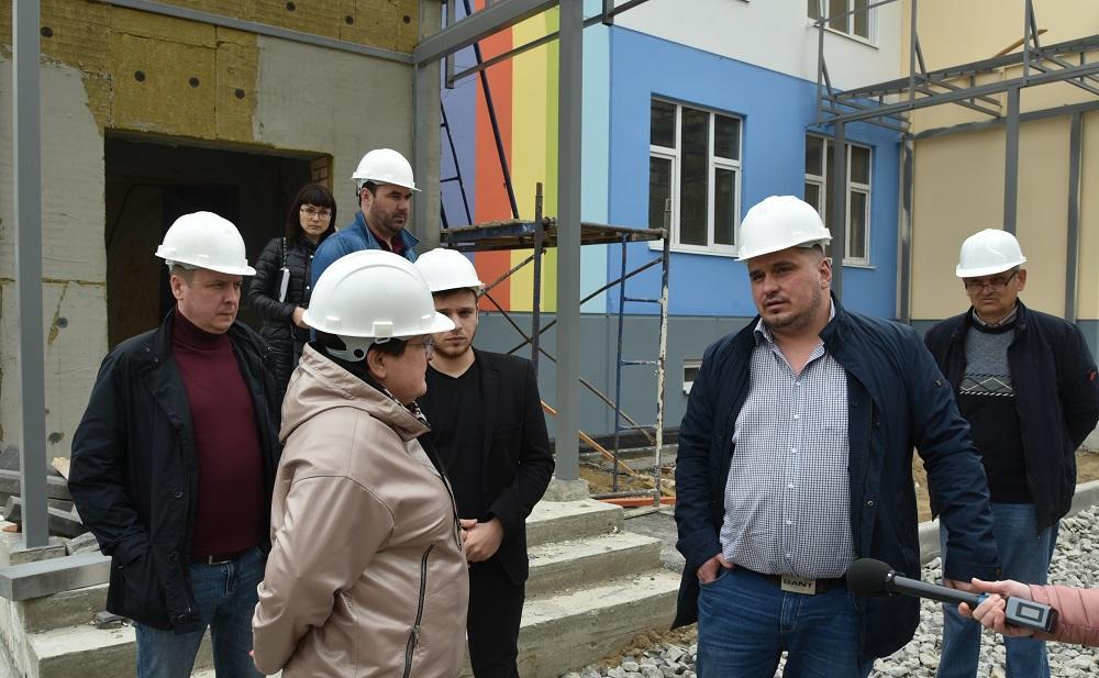 В густонаселенном районе Астрахани появится детский сад на 140 мест