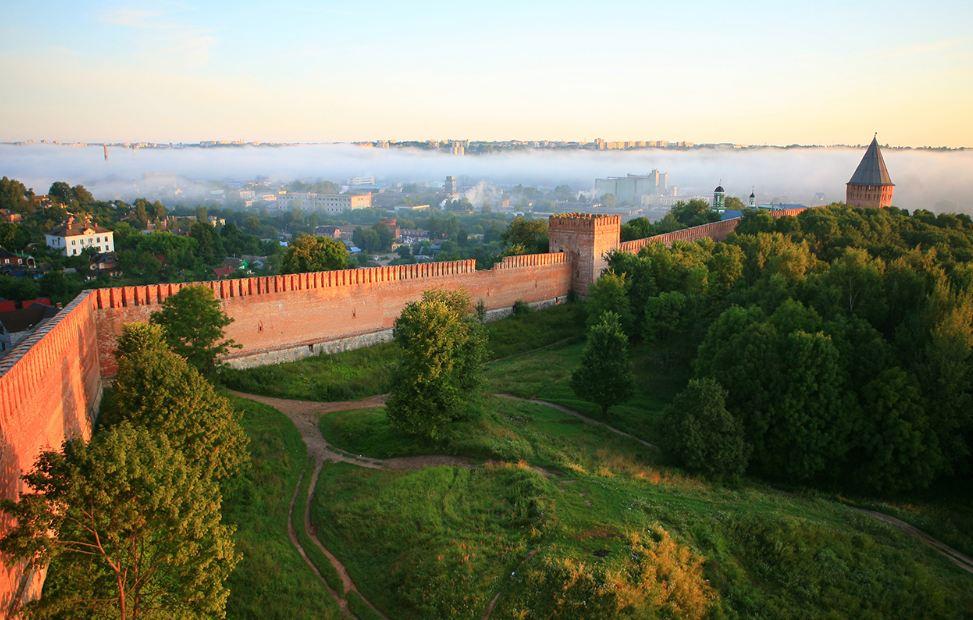 Островский попросил Минкульт помочь с финансированием сохранения Смоленской крепости