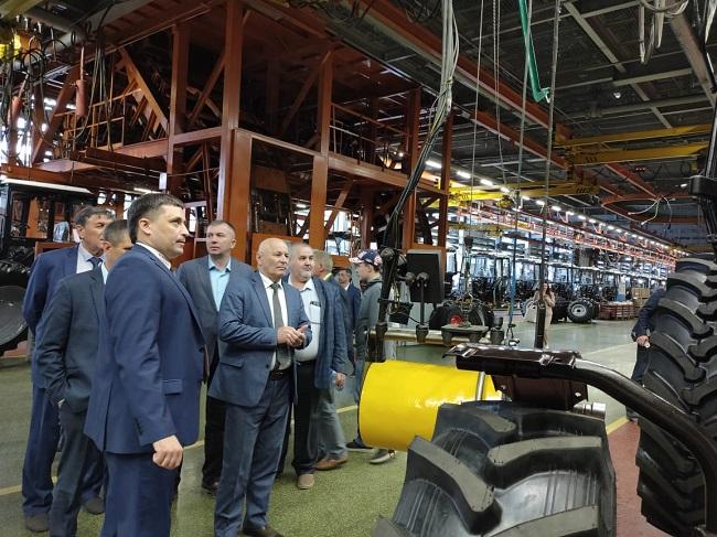 Аграрии Омской области наращивают сотрудничество с Белоруссией