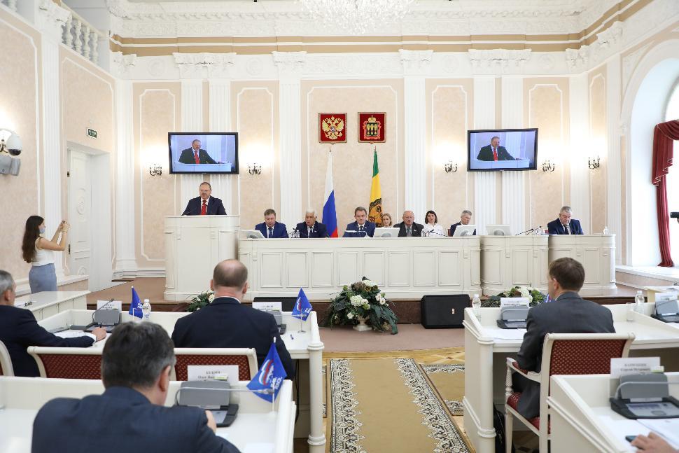 Олег Мельниченко назвал основные итоги работы правительства Пензенской области в 2020 году