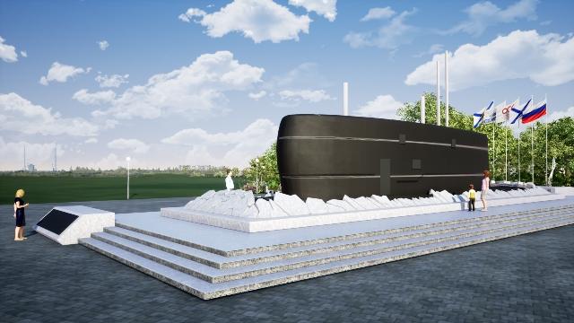 Севмаш сделает из рубки АПЛ памятник в Северодвинске