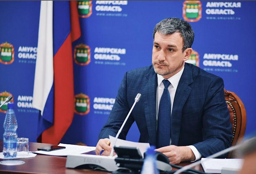 Василий Орлов назвал комплекс СПГ очень важным объектом для Амурской области