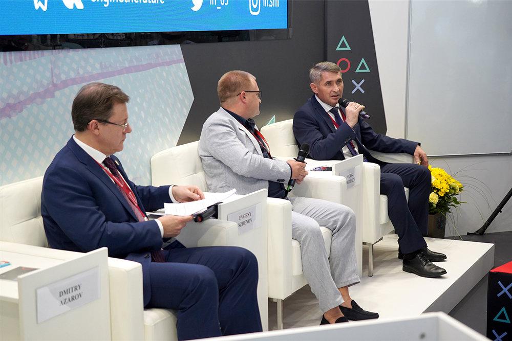 Михаил Мишустин: Важно, что Чебоксарский экономического форум особое внимание уделяет цифровой трансформации