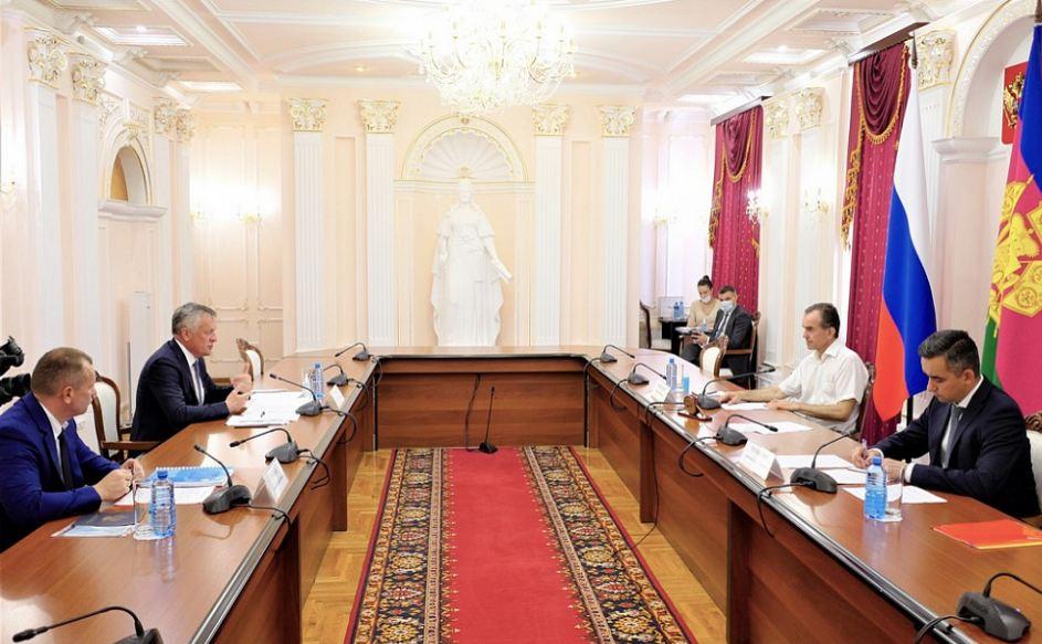 В Краснодарском крае вторую нитку газопровода Анастасиевская-Новороссийск начнут строить в 2023 году