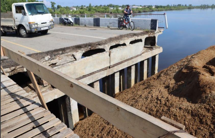 Федеральная комиссия по оценке ущерба дорогам закончит работу на следующей неделе - Василий Орлов