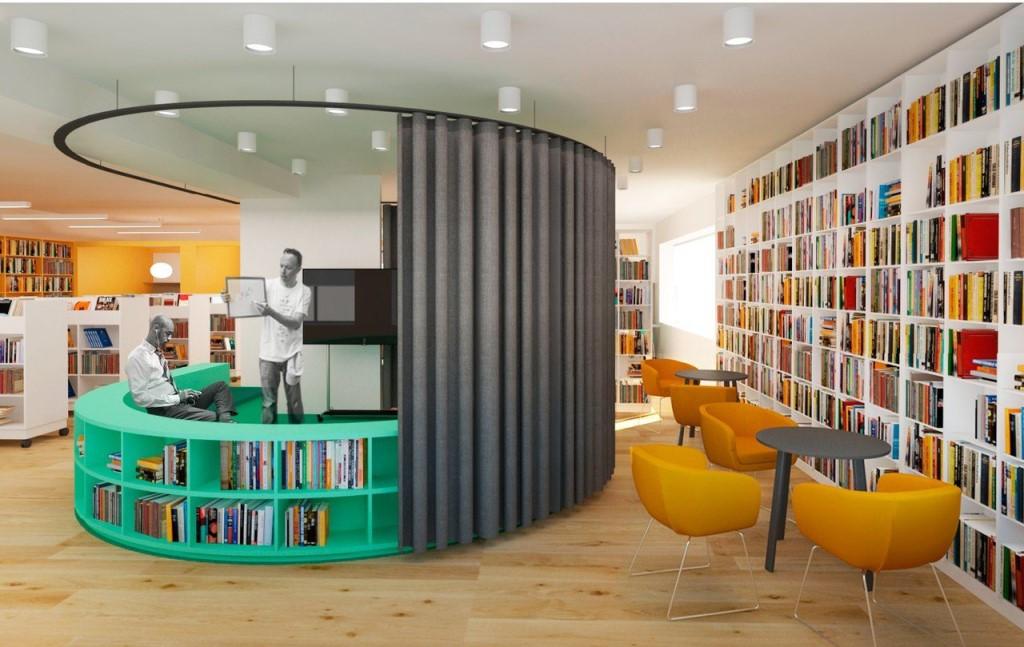 В столице Севфлота Североморске откроется модельная библиотека