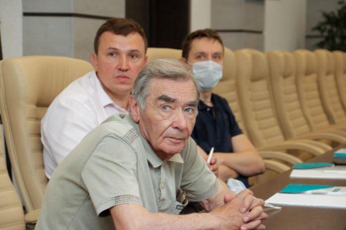 «Щекиноазот» развивает сотрудничество и социальное партнерство с ТулГУ