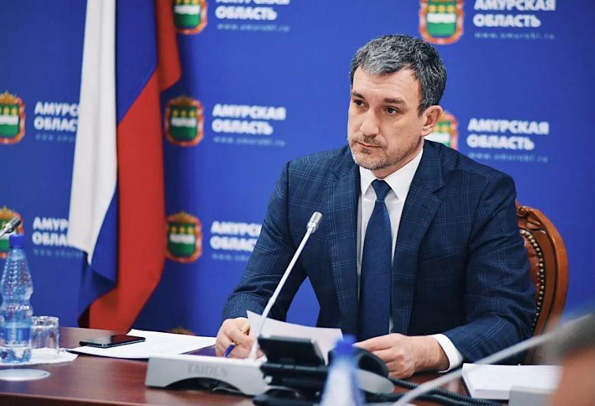 Василий Орлов заявил, что в июле больницы Приамурья получили медоборудование на 130 млн руб