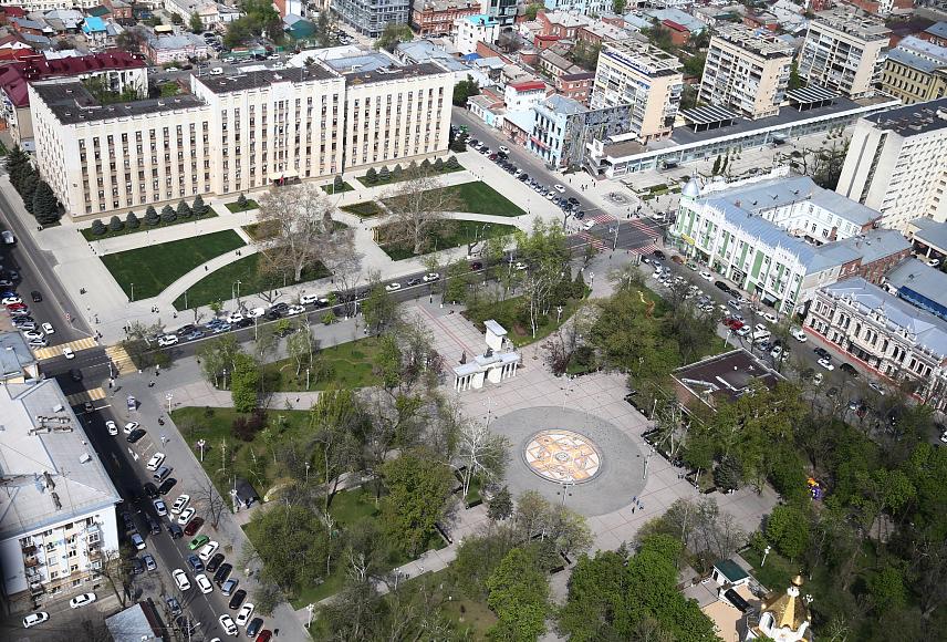 Кондратьев утвердил индивидуальные планы развития трех районов Краснодарского края