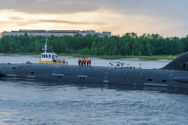Сразу несколько АПЛ, построенных на Севмаш, проходят активную навигацию