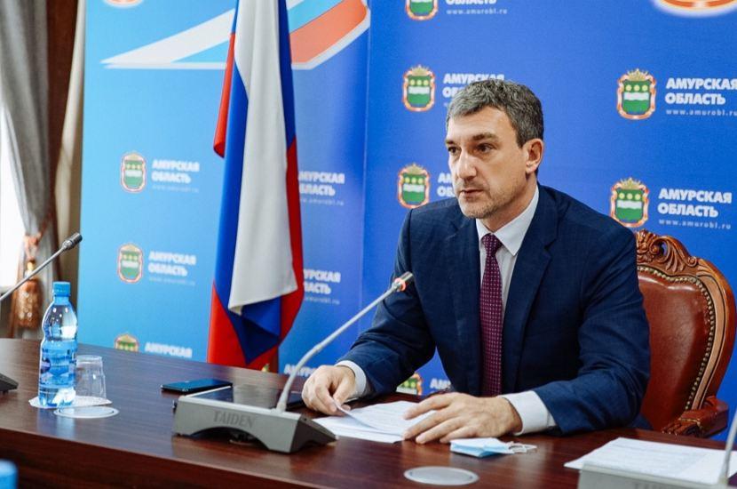 Василий Орлов сообщил о выделении 430 млн руб для реализации сельскохозяйственных инвестпроектов