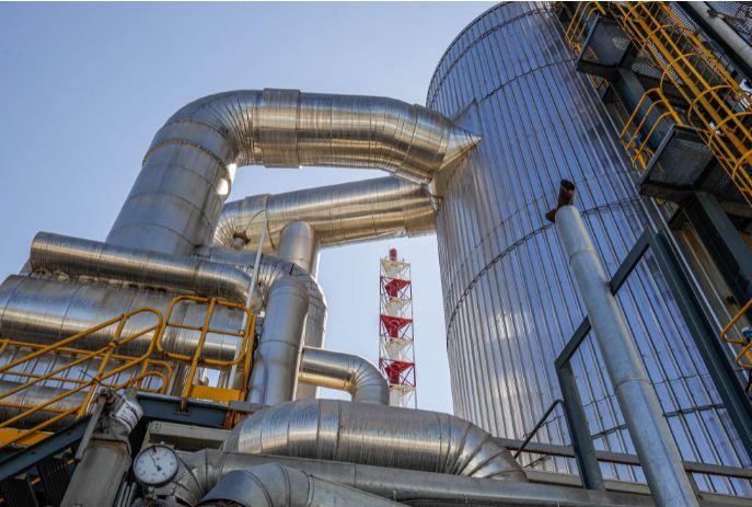 «Щекиноазот» продолжает работать над совершенствованием установки особо чистой серной кислоты
