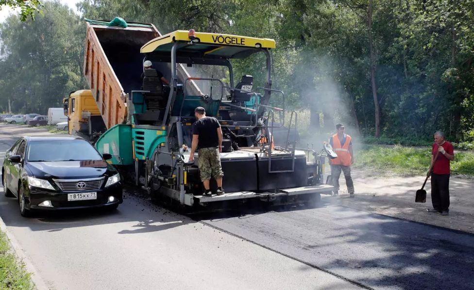 Тула получит дополнительные 300 млн руб на ремонт дорог по решению Алексея Дюмина