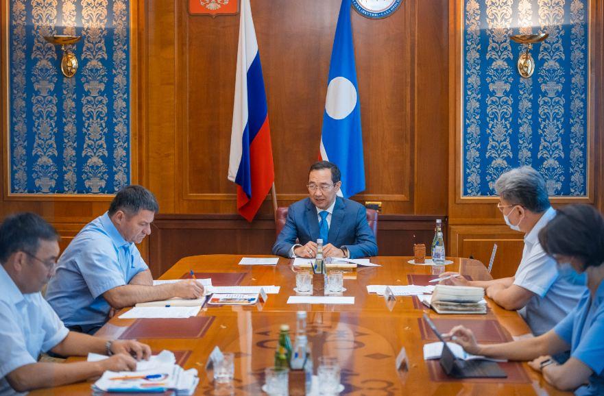 Глава Якутии положительно оценил новые механизмы поддержки сельского хозяйства
