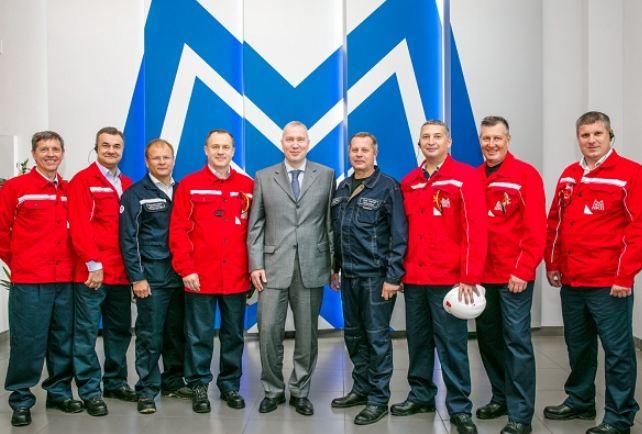 ММК развивает сотрудничество с Объединенной машиностроительной группой