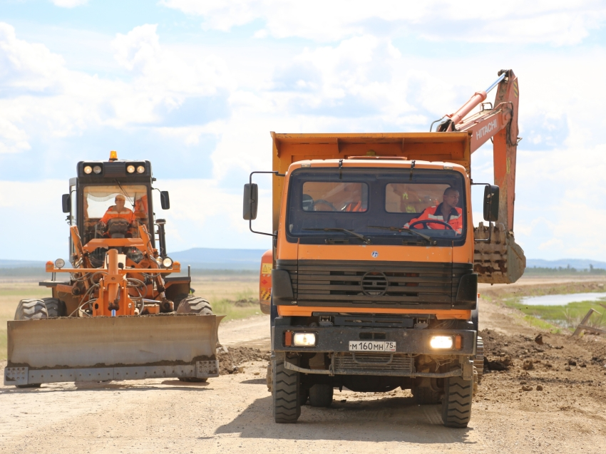 В Забайкалье восстановлен проезд на 13 дорогах регионального значения