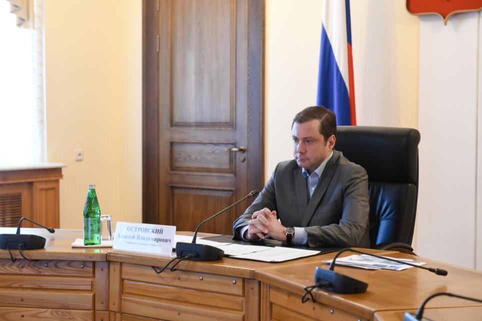 Островский поручил ОМСУ активизировать работы по догазификации на Смоленщине