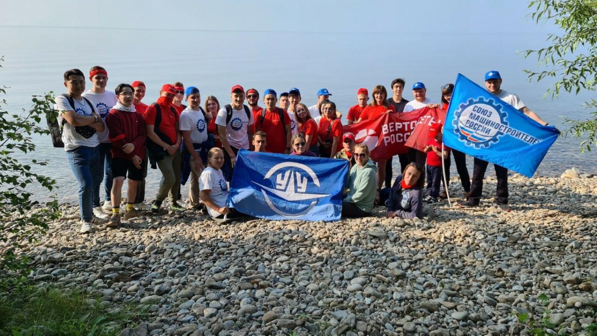 Волонтеры Улан-Удэнского авиазавода помогут построить «Большую Байкальскую тропу»
