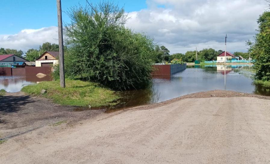 Губернатор Орлов доложил Президенту о паводке в Приамурье и предпринимаемых мерах
