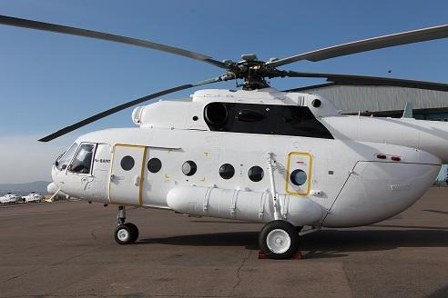 Улан-Удэнский авиазавод поставил многофункциональный вертолет в Магадан