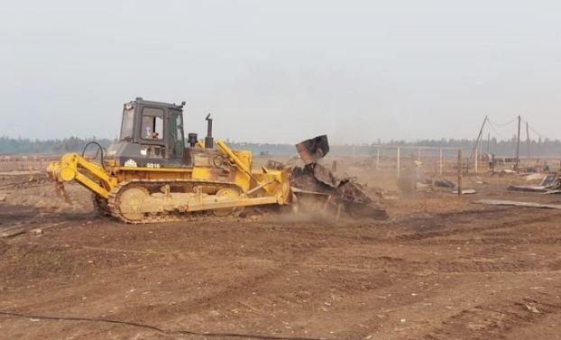 «Сахатранснефтегаз» направил технику в село Бясь-Кюёль