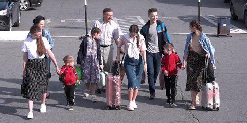 Президент Путин позвонил отдыхающей в Сочи многодетной семье с Ямала