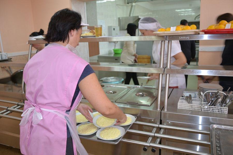 В Пензенской области с 1 сентября начнут внедрять единый стандарт питания школьников