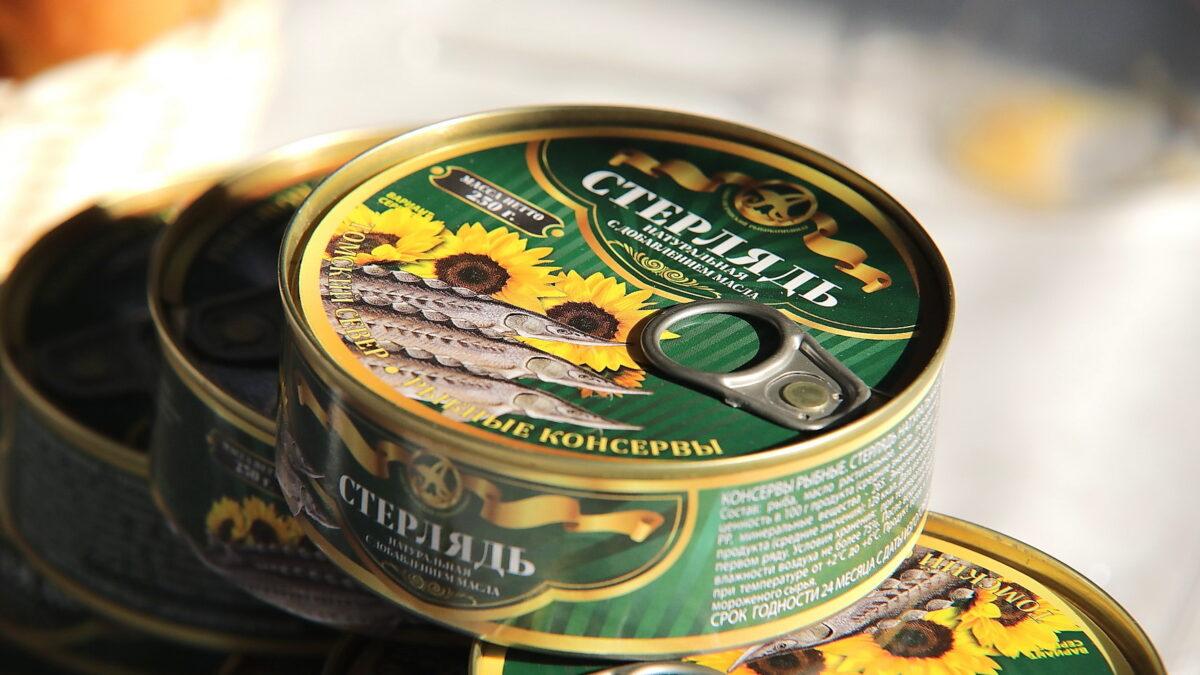С открытием рыбоконсервного завода в Томской области выросла добыча рыбы