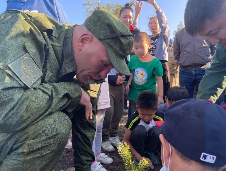 Айсен Николаев поблагодарил Николая Валуева за поддержку якутян