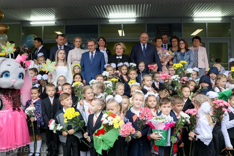 Валентина Матвиенко поддержала  возведение в Пензенской области объектов онкологической службы