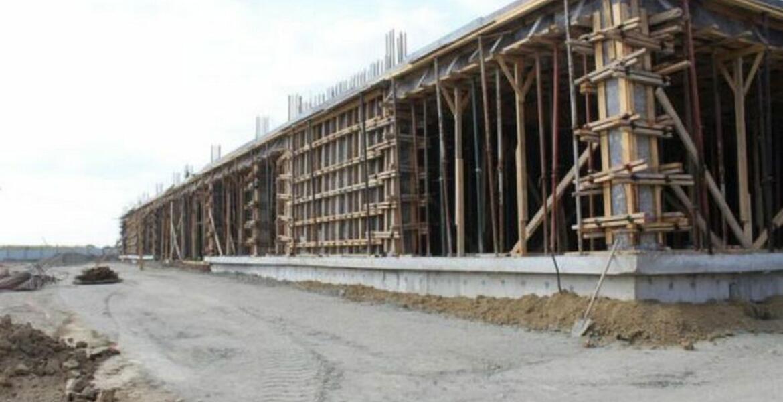 Новая школа в Малгобеке обретает свой облик