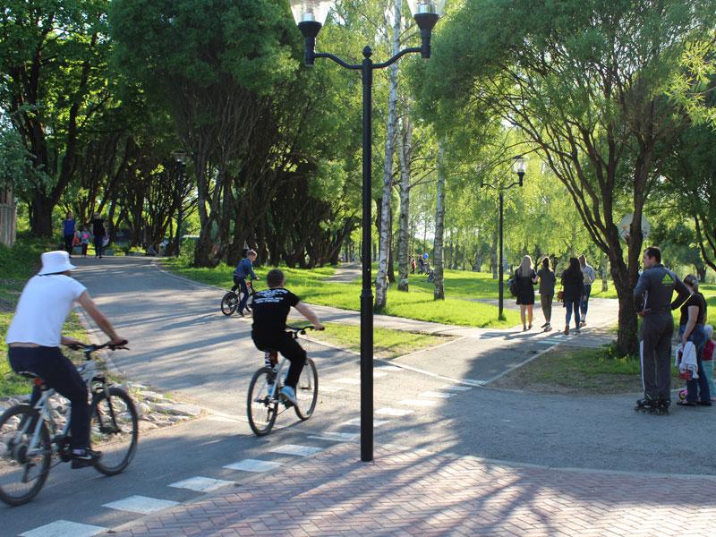 Эксперт: Жители городов нуждаются в формировании экопространств