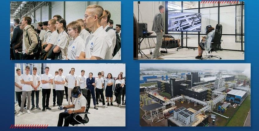 Реальные инженеры провели первые уроки для 300 новых студентов в