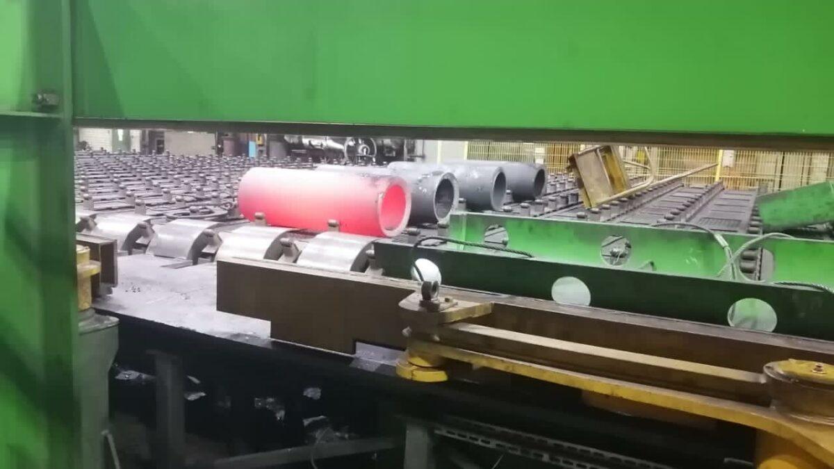 УЗТМ завершил модернизацию прокатного стана на Ревдинском заводе ОЦМ