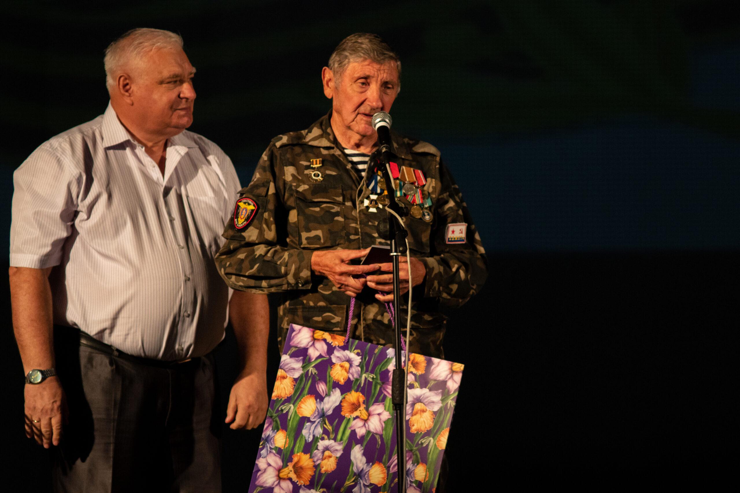 В Севастополе отметили 30-летие поисковой организации