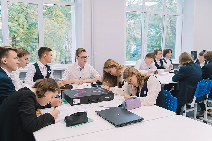 В Кировской области открылся первый школьный технопарк «Кванториум»