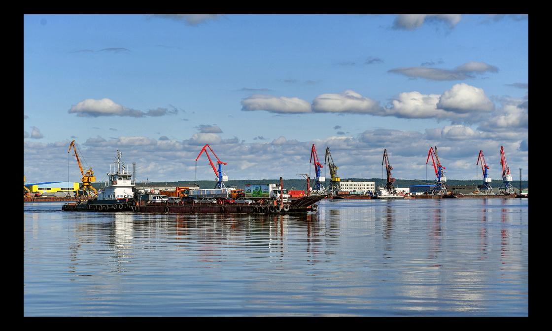 На Ямале будут развивать промышленный парк «Обской причал»