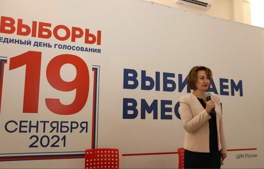 В Липецкой области идёт первый день выборов в Госдуму и облсовет
