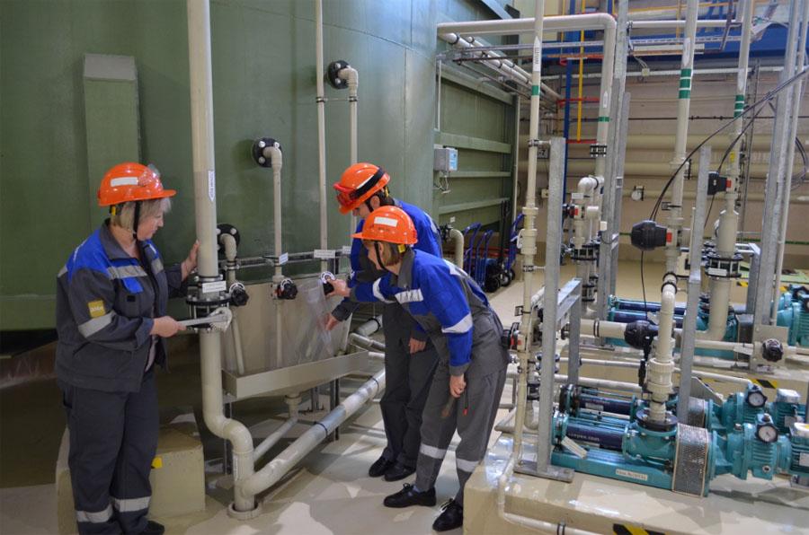 На Нововоронежской АЭС модернизирована система химводоочистки
