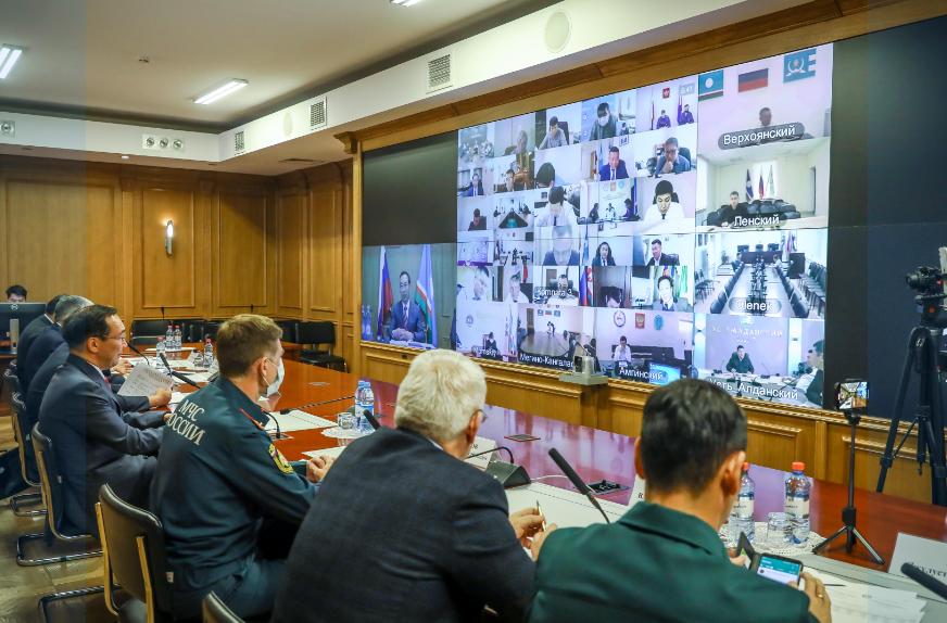Якутия начинает подготовку к пожароопасному сезону 2022 года