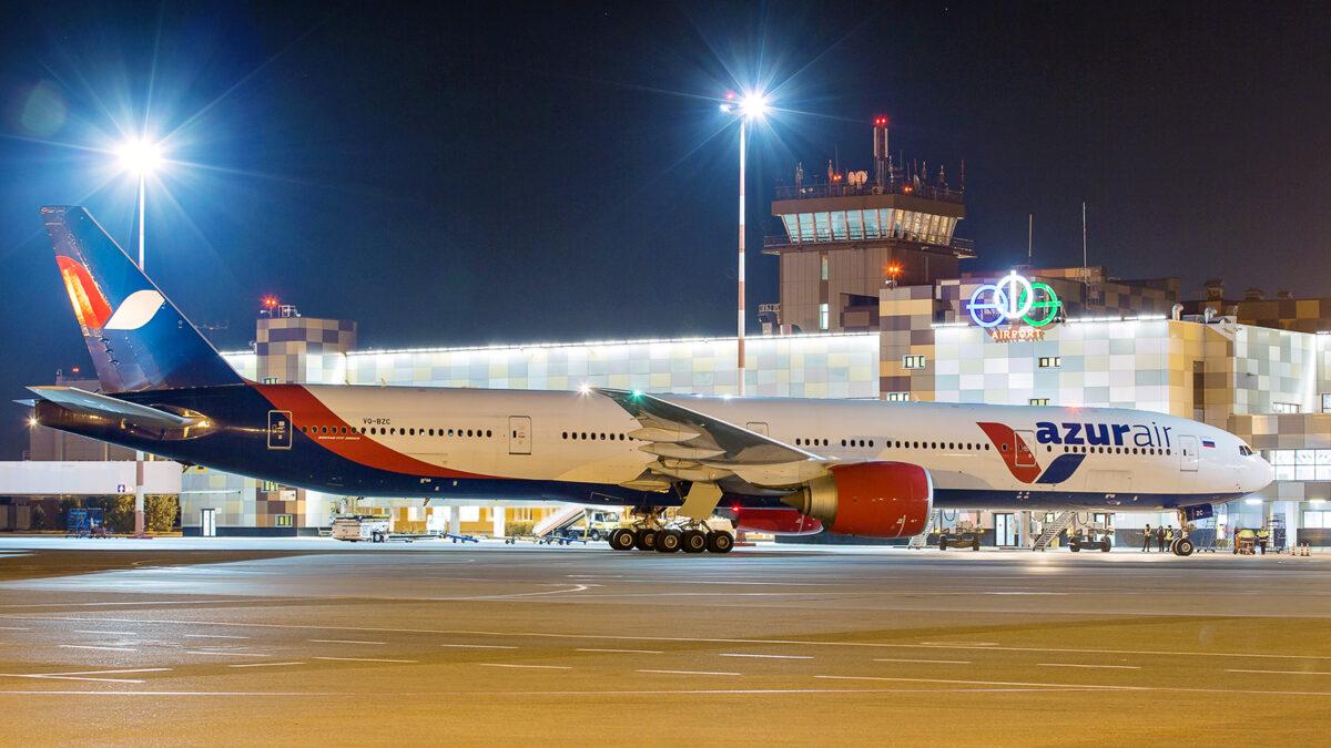 Из международного аэропорта «Уфа» запущено первое трансатлантическое авиасообщение по направлению Уфа-Доминикана